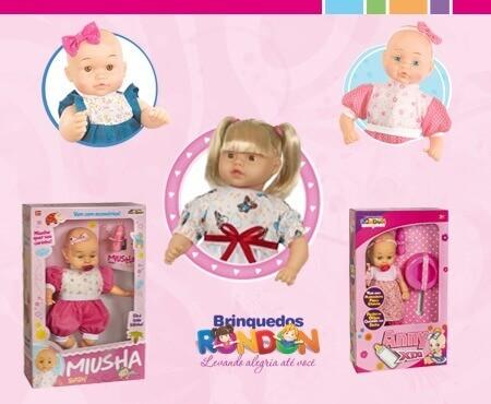 Fábrica de Brinquedos, Boneca Bebê